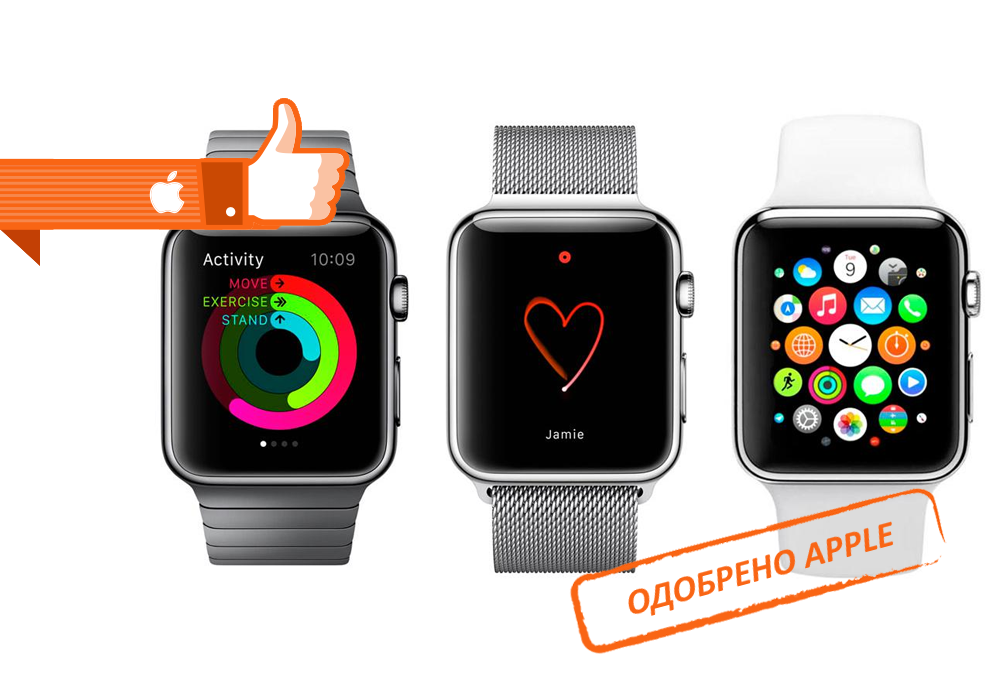 Ремонт Apple Watch в Лобне